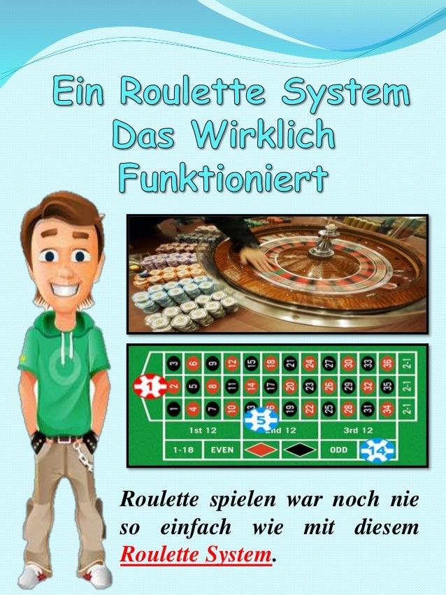 Sichere Roulette Taktik -29833