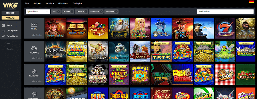 All Slots Casino 20 Freispiele