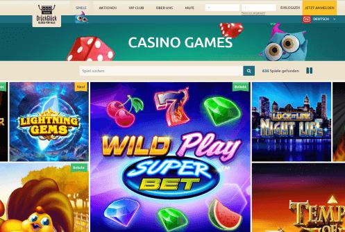 Slot Über Browser spielen -933403
