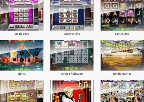 Slotmaschine Kostenlos Spielen