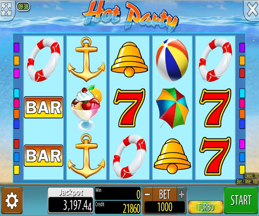 spielautomaten slot machine