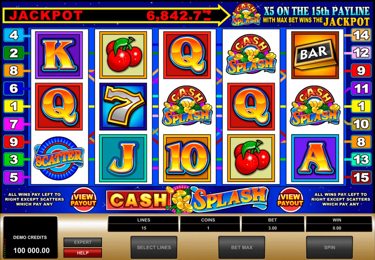 Slot Spielautomaten kostenlos spielen Cash -56083