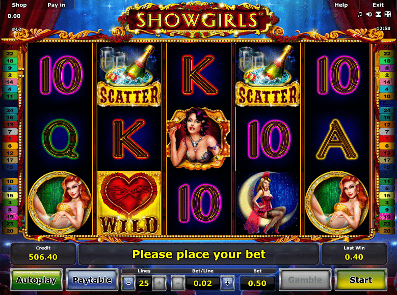 Slot Spielautomaten -659310