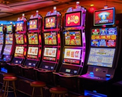 Spielautomat Gewinnchancen -447661