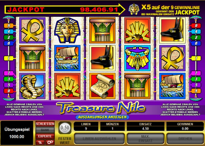 Spielautomat Gewinnchancen -140586