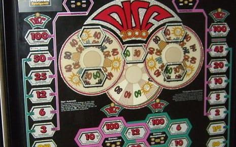 Spielautomaten mit -731019
