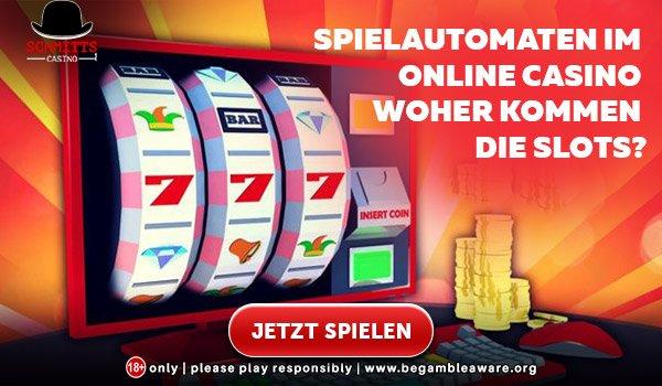 Spielautomaten online Sportradar Casino -637891
