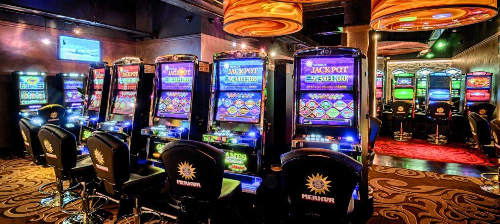Spielautomaten Spielhallen -970309