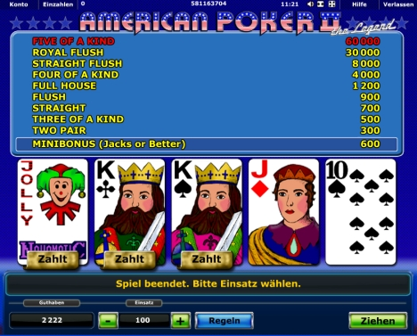 Online Casino American Express