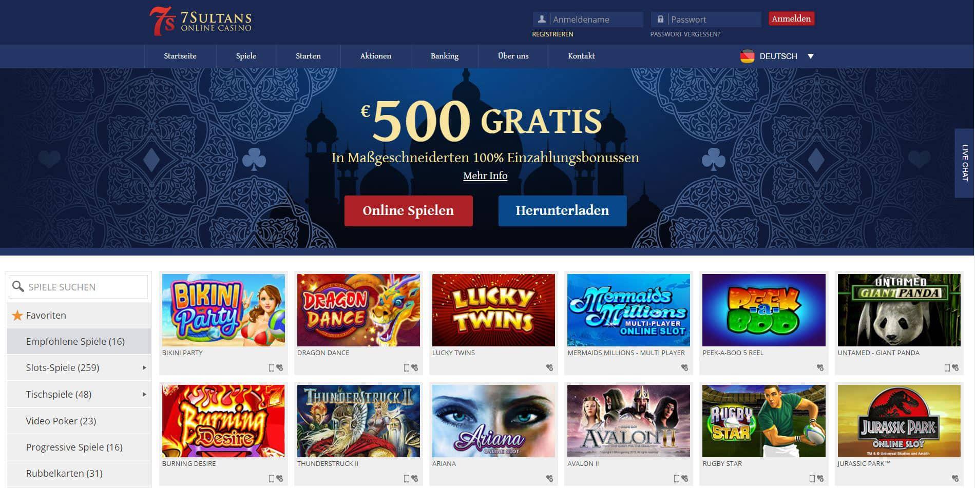 Start Casino 10 -753098