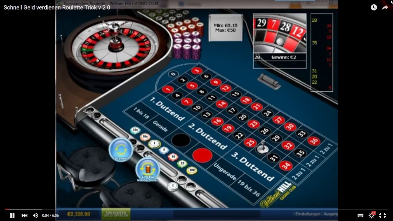 Technik Roulette -98637