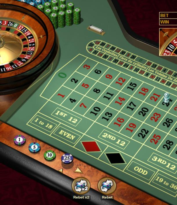 Technik Roulette Systeme Cashpot Casino -202516