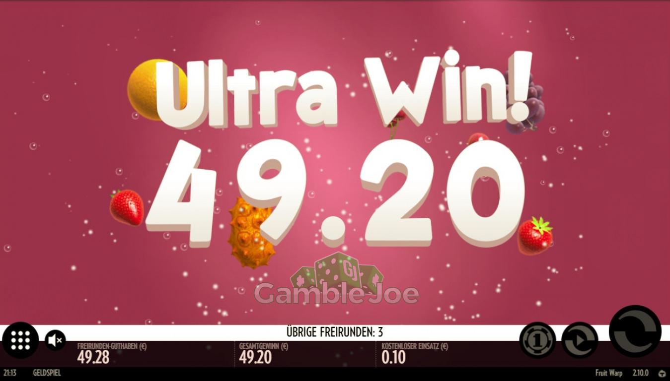 Umsatzfreie Freispiele Auszahlung von Casino -992343