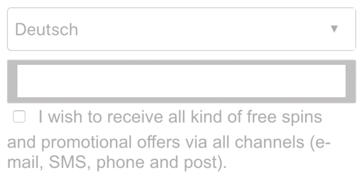 Videoslots Bonus Code -672747