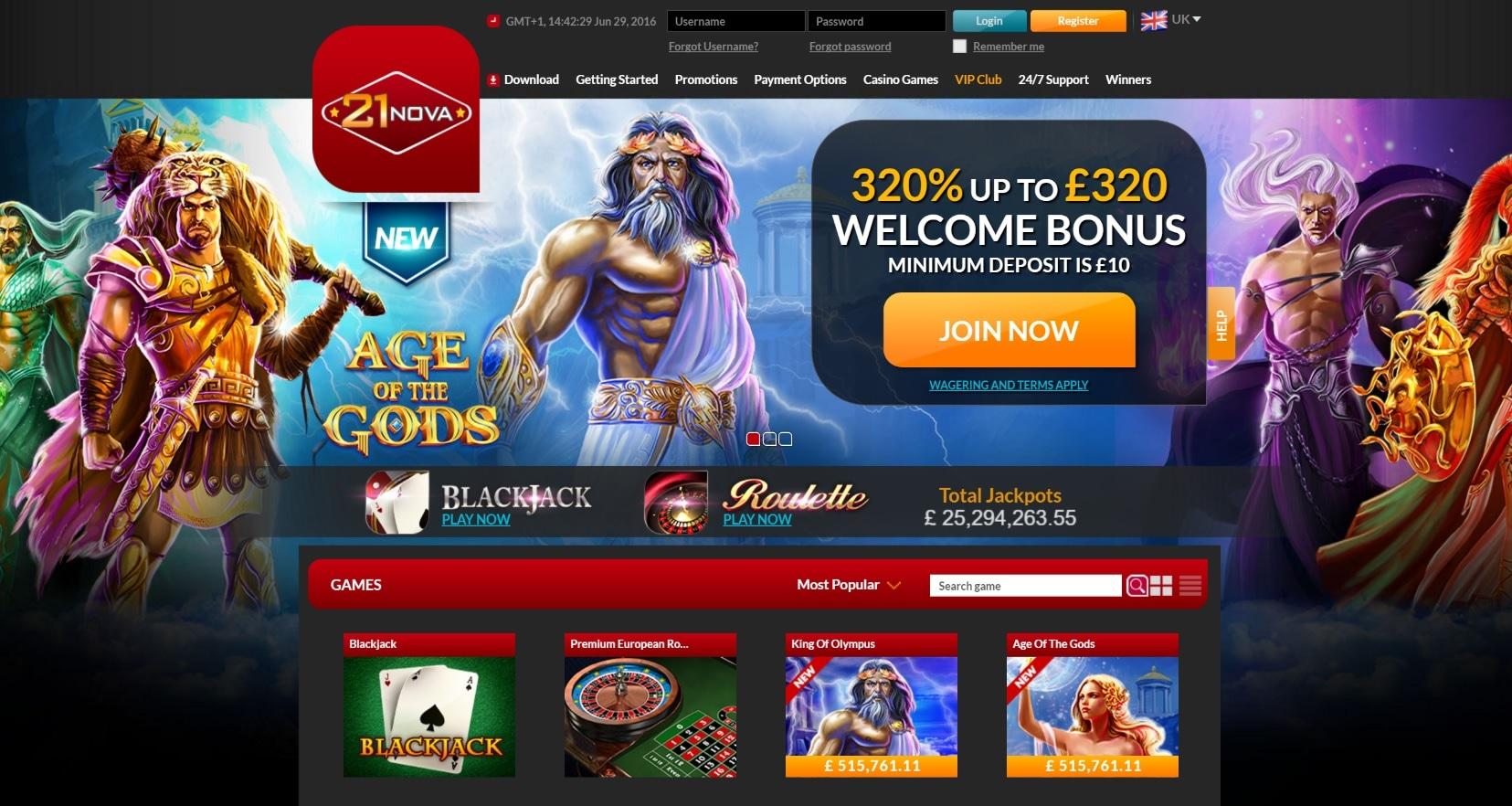Würfelspiel online Casino 21 Nova -161072